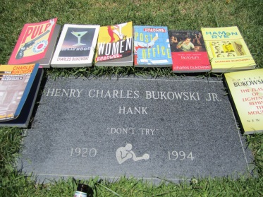 Bukowski grave