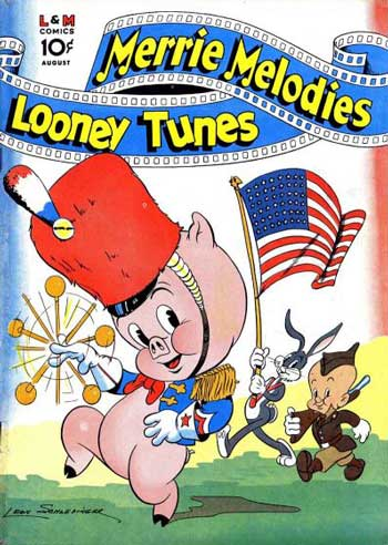 looney 4th of july