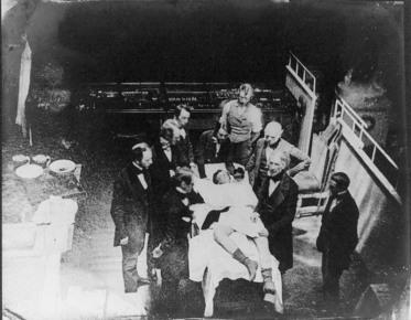 Victorian surgery